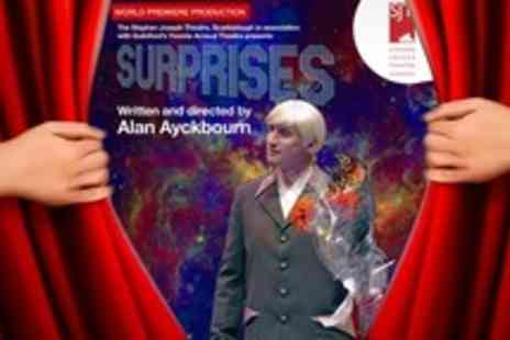 Theatre Royal - Surprises Ticket of Alan Ayckbourn Play - Save 50%