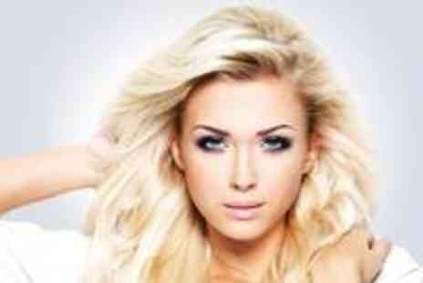 Gold Hair & Health Boutique - Half Head of Highlights with a Cut and Blow Dry - Save 58%