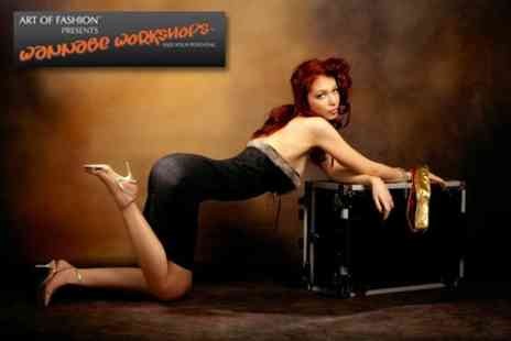 Wannabe Workshops - Full Day of Modelling With Makeover, Photo Shoot and Goodie Bag - Save 69%