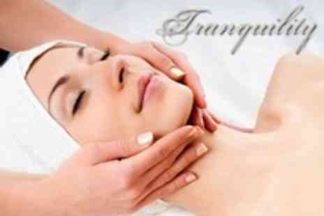 Tranquility - Three Sessions of Microdermabrasion Option to follow with face masks - Save 57%