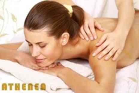 Athenea - 60 Minute Full Body Massage - Save 67%