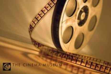 The Cinema Museum - 90 Minute Tour For Two - Save 55%