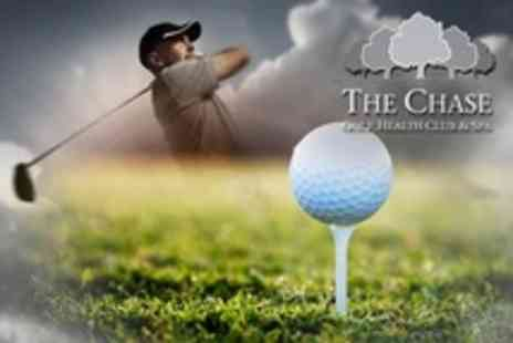 The Chase Golf Health - Three PGA Golf Lessons With Video Analysis - Save 79%