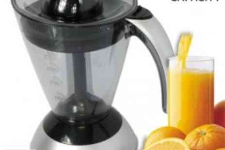 Salter - The Ultimate 1 Litre Juicer - Get Your 5 A Day - With Removable Base for Storage in the Fridge - Save 67%