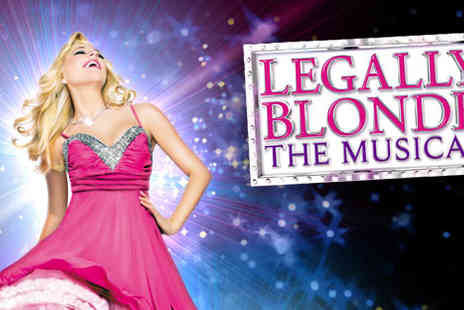 Savoy Theatre - Top Priced Ticket to See Legally Blonde The Musical - Save 50%