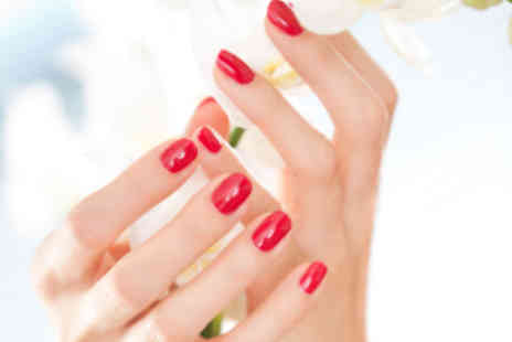Passion Hair - Manicure and Pedicure - Save 52%