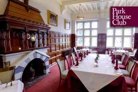 Park House Club - Seven Course Taster Menu for Two People plus Cocktail Each - Save 58%