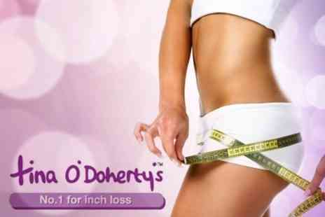 Tina ODoherty Inch Loss Clinic - Three Weight Management Therapy Sessions - Save 77%