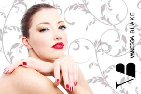 Vanessa Blake - High Beauty Manicure and Pedicure - Save 66%