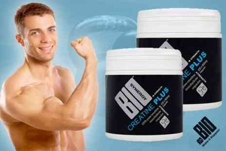 Bio Synergy - Three Month Supply of Creatine Plus Phase One and Two Supplement - Save 68%