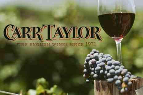Carr Taylor Vineyard - Vineyard Tour and Wine Tasting For Two - Save 62%