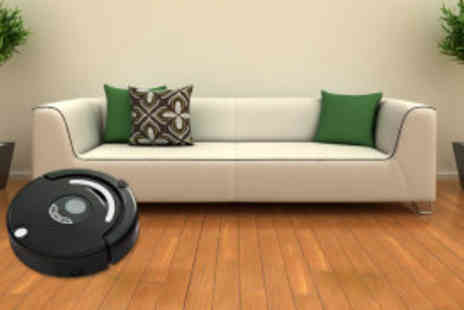 Tefneth Import - Robo Vac Pro vacuum cleaner  - Save 55%