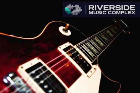 Riverside Music Complex - Four Private 30 Minute Music Lessons - Save 60%