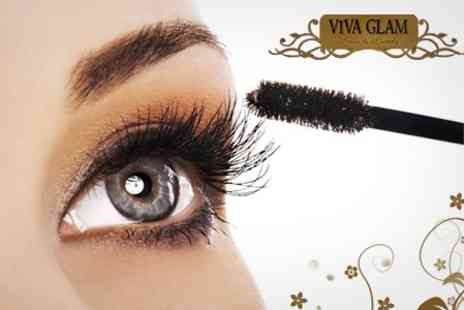 Viva Glam - Full Set of Nouveau Lash Eyelash Extensions - Save 63%