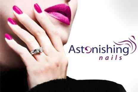 Astonishing Beauty - Two Day Manicure with UV Gel Polish Gelosophy Training Course - Save 70%