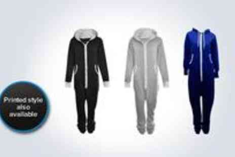 Stylematch - Plain unisex adult onesie - Save 81%