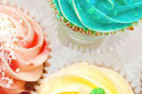 Sweet Revenge Cupcakes - Three Hour Cupcake Decorating Class - Save 52%