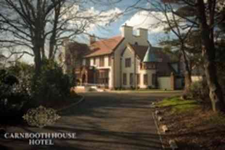 Carnbooth House Hotel - Two Night Stay For Two With Dinner and Wine - Save 59%