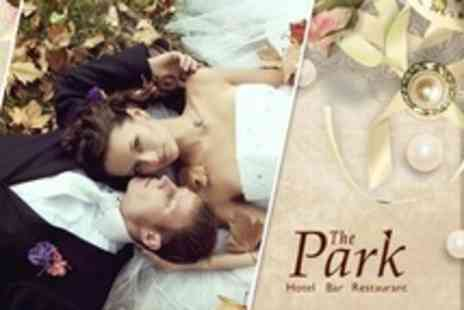 The Park Hotel - Wedding Package For 60 Guests With Three Course Wedding Breakfast, Evening Buffet and Bridal Suite - Save 50%