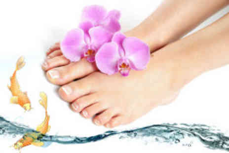 Perfect Feet Spa - Fish Pedicure  - Save 70%
