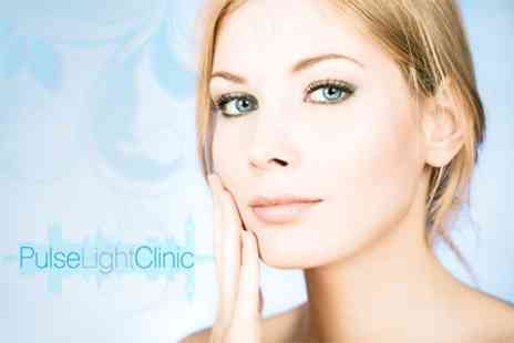 Pulse Light Clinic - Three Bio Hydroderm Facials - Save 81%