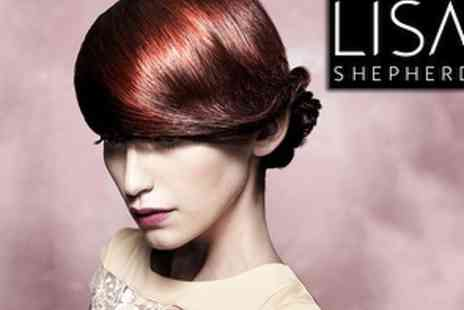 Lisa Shepherd - Gloss Colour Glow Colour plus Conditioning and Blast Dry - Save 84%