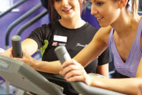 Fitness First - Ten Individual Day Passes to Fitness First - Save 90%