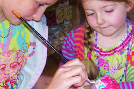 Kiss the Fish - Arts and Crafts Session - Save 53%