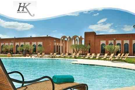 Kenzi Club Agdal Medina - Marrakesh All Inclusive Stay For 3 Nights For Two - Save 59%