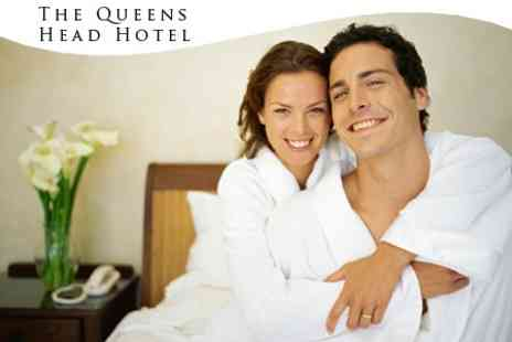 The Queens Head Hotel - Overnight Stay For Two With Breakfast - Save 64%