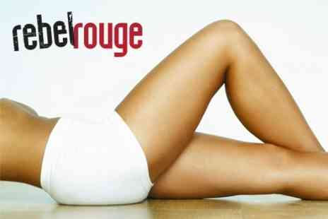 Rebel Rouge Salon - Six Sessions of i Lipo Weight Management Treatment - Save 82%