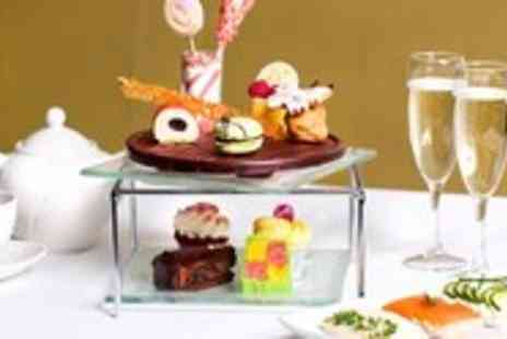 Podium Restaurant and Bar - 5 Star Chocolate Afternoon Tea & Bubbly - Save 51%