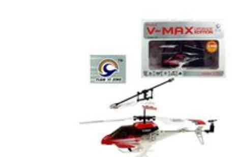 Gadgets and More - Mini RC Helicopter - Save 50%