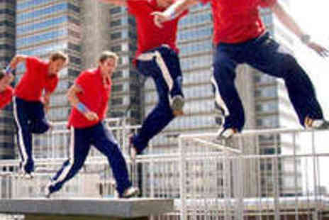 Parkour Generations - Three Two Hour Indoor Parkour Classes - Save 58%