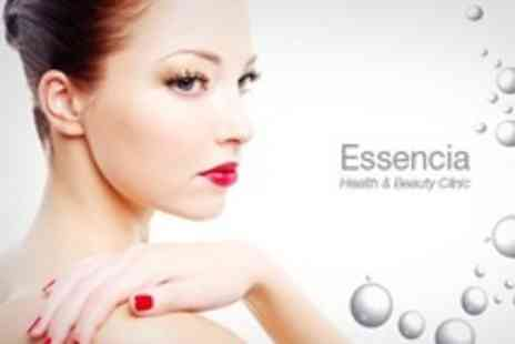 Essencia Health & Beauty Clinic - Skyendor Facial and Manicure or Pedicure - Save 59%