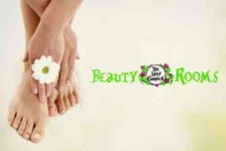 The Lady Garden Beauty Rooms - Shellac Manicure or Luxury Pedicure - Save 52%