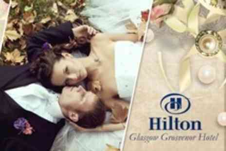 Hilton Glasgow - Wedding Package With Dinner, Drinks, and Buffet - Save 49%