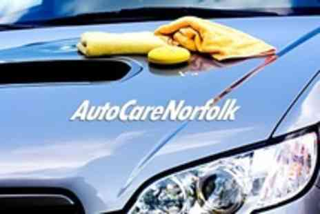 Auto Care Norfolk - Exterior Car Wash - Save 50%