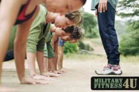 Militaryfitness4U - Ten Boot Camp Sessions at Choice of Four Locations - Save 67%