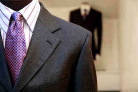 Fielding and Nicholson - Bespoke tailored suit - Save 58%