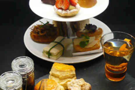 The Arch London - Veuve Clicquot Champagne Afternoon Tea for Two - Save 54%