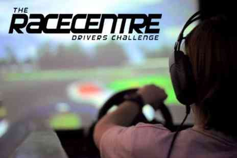 The Race Centre - Three Hour Race Simulator Experience For Up To Four People for £35.99 - Save 60%