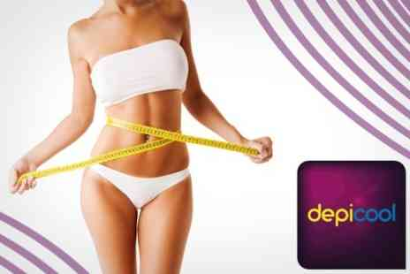 DepiCool - Three Cavitation Ultrasound Sessions - Save 80%