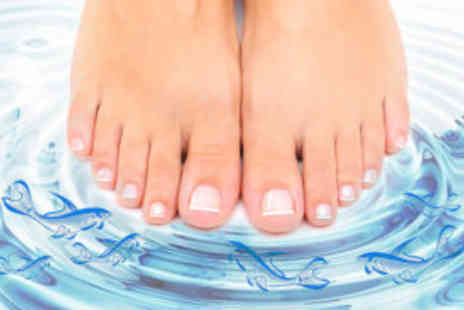 We Eat Any Feet - Fish Pedicure  - Save 72%