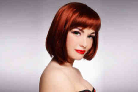 Head Quarters Unisex Hair Salon - Restyle and colour - Save 70%