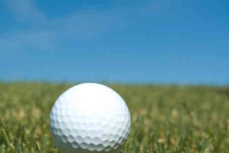 Oldmeldrum Golf Club - Three 30 Minute Golf Lessons with Hamish Love - Save 53%