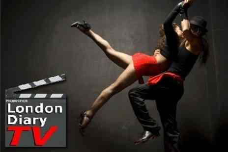 London Diary - Eleven 60 Minute Salsa Classes - Save 81%