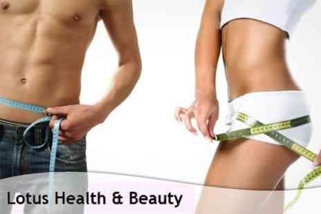 Lotus Health and Beauty Salon - Three Sessions of Arasys Inch Loss System Therapy - Save 67%