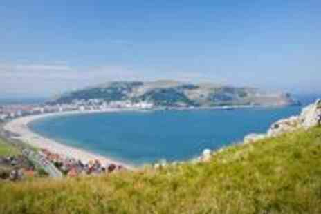 Space Boutique - Two night Llandudno getaway including breakfast - Save 70%