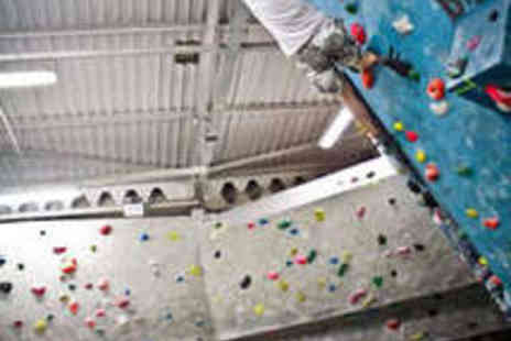 Durham Climbing Centre - 30 Minute Indoor Climbing Induction - Save 58%